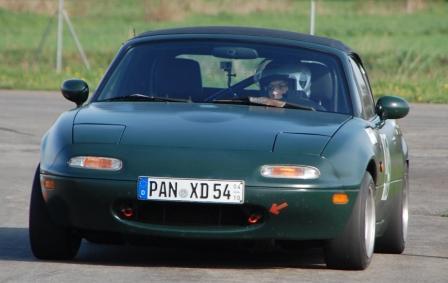 Karin Saller Mazda MX-5